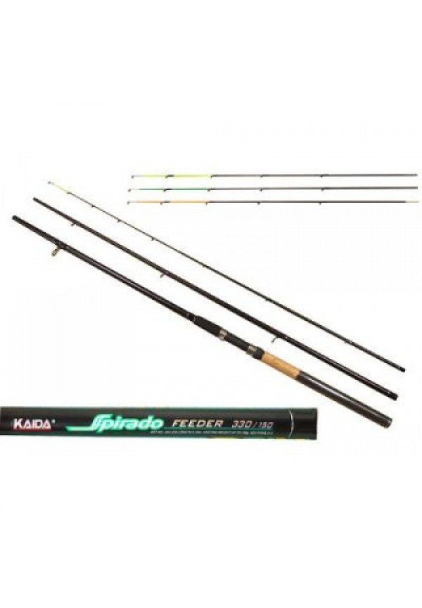 фидер kaida spirado 60-150 гр 3.6 метра