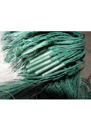 Сеть рыболовная 1 стенка 80 м. ячейка 0,20 мм